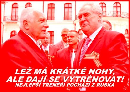 Klaus a Zeman_LEŽ MÁ KRÁTKÉ NOHY