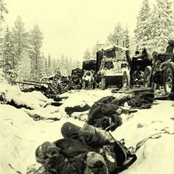 Rusko-finská válka
